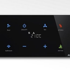 tacteo Touch Glass Black