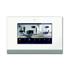 Comfort touch panel white - ABB